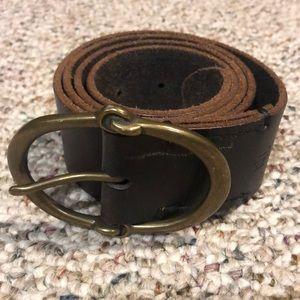 Ralph Lauren Genuine Leather Belt